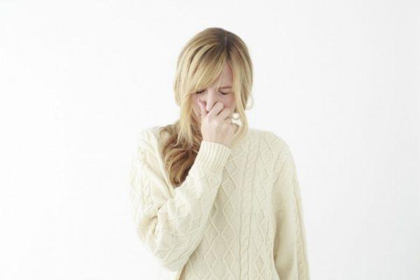 花粉症と腰痛