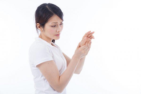 明石市の寿整骨院が「腱鞘炎、ばね指」のお悩みを改善します!